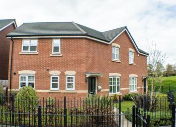 Thumbnail 3 bed semi-detached house for sale in Wallbrook Avenue, Macclesfield, Cheshire