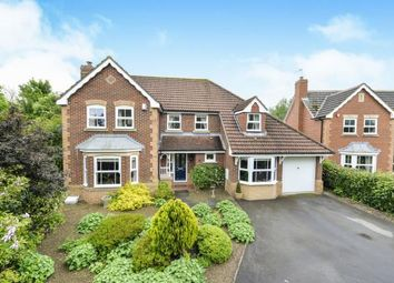 Thumbnail 4 bedroom detached house for sale in The Acres, Stokesley, Middlesbrough