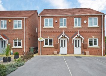 Thumbnail 2 bed semi-detached house for sale in Park Drive, Lofthouse, Wakefield
