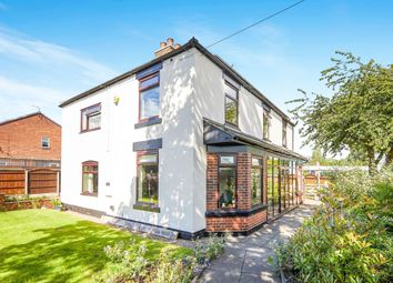 Thumbnail 4 bed detached house for sale in Wood Road / Morley Road, Chaddesden, Derby