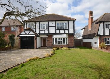 Thumbnail 4 bed detached house for sale in Downs Wood, Epsom Downs