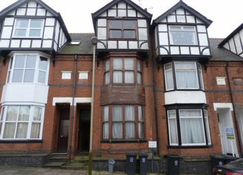 Thumbnail 3 bedroom block of flats for sale in Richmond Avenue, Leicester