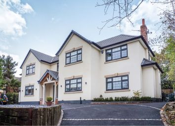 Thumbnail 4 bed detached house for sale in Park Road, Disley
