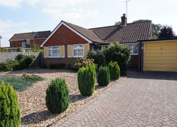 Thumbnail 3 bed bungalow for sale in Churchill Way, Burgess Hill