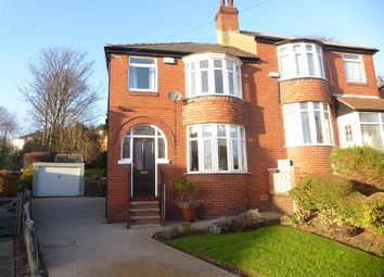 Thumbnail 3 bedroom semi-detached house for sale in Crowland Road, Lane Top, Sheffield