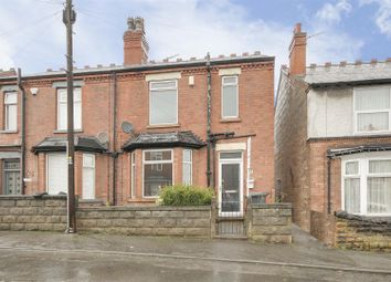 3 bed semi-detached house for sale in Willow Road, Carlton, Nottinghamshire NG4