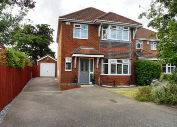 Thumbnail 4 bed detached house to rent in Lucilla Avenue, Kingsnorth, Ashford