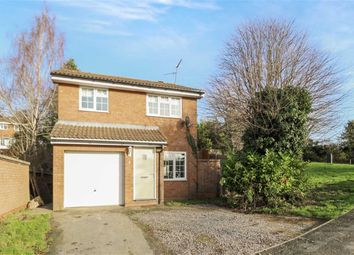 Thumbnail 3 bed detached house for sale in Hylder Close, Woodhall Park, Swindon