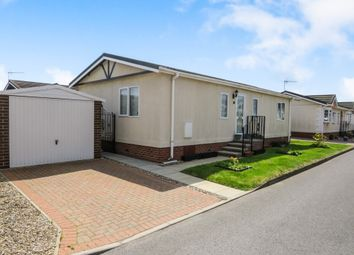 Thumbnail 2 bed mobile/park home for sale in Geneva Avenue, Martlesham Heath, Ipswich