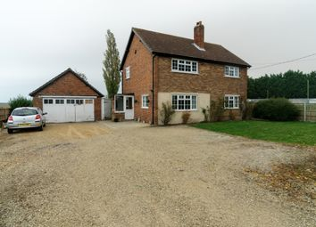 Thumbnail 3 bed detached house for sale in Horbling Fen, Sleaford