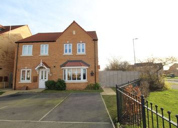 Thumbnail 3 bed semi-detached house for sale in Clarke Avenue, Dinnington, Sheffield