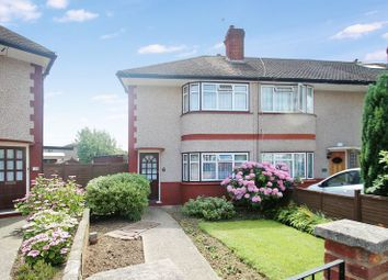 Thumbnail 2 bed terraced house for sale in Gonville Crescent, Northolt