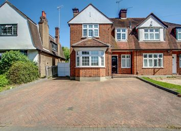 Thumbnail 3 bed semi-detached house for sale in Hillside Road, Northwood