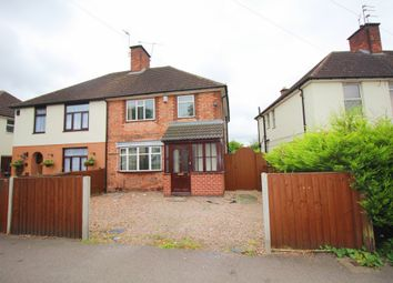 Thumbnail 3 bed semi-detached house for sale in Tailby Avenue, Leicester