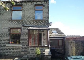 Thumbnail 2 bed terraced house to rent in Swallow Lane, Golcar, Huddersfield