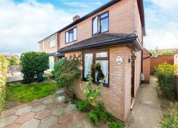 Thumbnail 3 bed semi-detached house for sale in Phillips Avenue, Royston