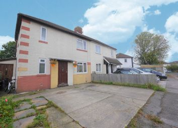 Thumbnail 3 bed semi-detached house for sale in Bowness Avenue, Didcot