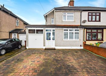 Thumbnail 3 bed semi-detached house for sale in Winchester Road, Bexleyheath, Kent