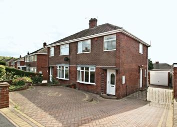 2 bed semi-detached house for sale in Stonebank Road, Kidsgrove, Stoke-On-Trent ST7