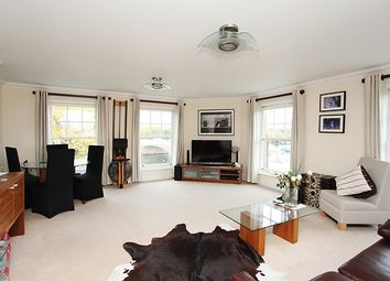 Thumbnail 2 bed flat to rent in Sovereign House, East Molesey