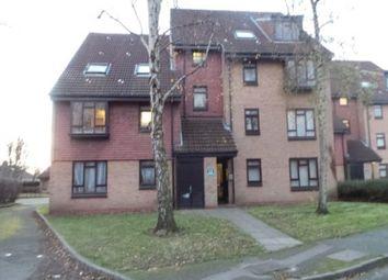 Thumbnail 2 bed flat to rent in Swan Gardens, Erdington