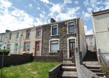 Thumbnail 4 bed end terrace house for sale in Gellifaelog Terrace, Penydarren, Merthyr Tydfil