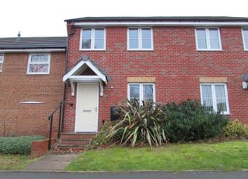 Thumbnail 3 bed town house to rent in Wharf Road, Brereton, Rugeley