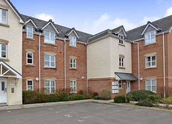 Thumbnail 2 bedroom flat for sale in Foxholme Court, Crewe