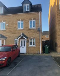 Thumbnail 3 bed town house to rent in Springfield Rise, Lofthouse, Wakefield