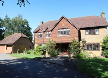Woodchurch, Ashford, Kent TN26. 4 bed detached house