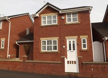 Thumbnail 3 bed detached house for sale in Rainford Road, Billinge, Merseyside