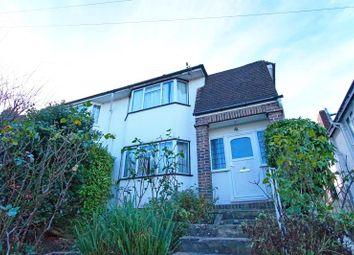 Thumbnail 4 bed semi-detached house to rent in Downs Cote Drive, Westbury-On-Trym, Bristol