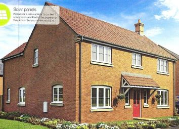 Thumbnail 4 bed detached house for sale in Main Road, Barleythorpe, Oakham