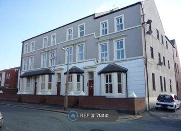 Thumbnail 2 bedroom flat to rent in Albert Street, Barrow In Furness