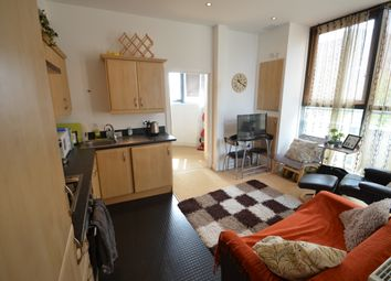 Thumbnail 1 bed flat to rent in Woolpack Lane, Nottingham
