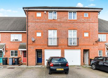 Thumbnail 3 bed town house for sale in Ellington Road, Elstow, Bedford