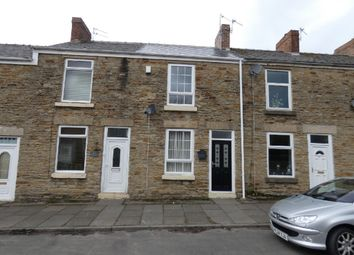 Thumbnail 3 bed terraced house to rent in Weardale Street, Spennymoor