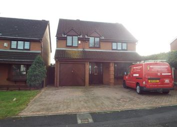Thumbnail 4 bed detached house for sale in Bridle Lane, Streetly, Sutton Coldfield, West Midlands