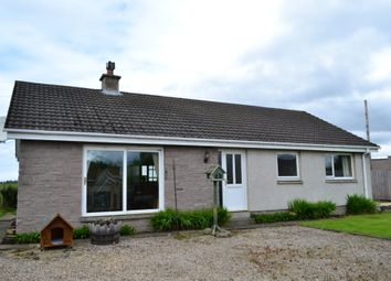Thumbnail 3 bed detached bungalow for sale in Newtonlea, Conicavel, Forres