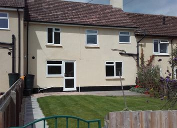 Thumbnail 3 bedroom terraced house to rent in Foxhill, Axminster, Devon