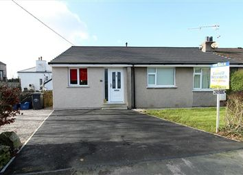 Thumbnail 3 bed bungalow for sale in Trinity Drive, Carnforth
