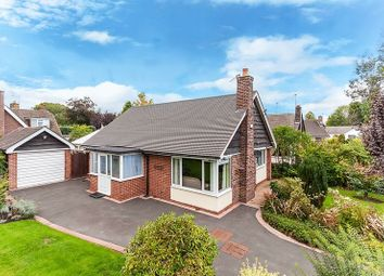 Thumbnail 2 bed detached bungalow for sale in Quinta Road, Congleton