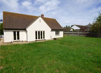 Thumbnail 3 bed detached bungalow for sale in Weir Lane, Yeovilton, Yeovil, Somerset