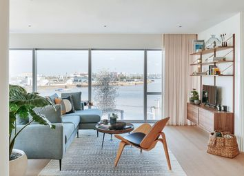 Thumbnail 3 bed flat for sale in Greenwich Peninsula, London