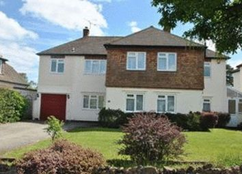 Thumbnail 4 bed detached house to rent in Lyndhurst Drive, Sevenoaks