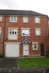 Thumbnail 4 bed terraced house to rent in Tucker Close, Frome, Somerset