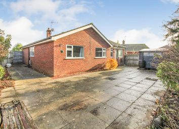 Thumbnail 2 bed detached bungalow for sale in Youngmans Close, North Walsham