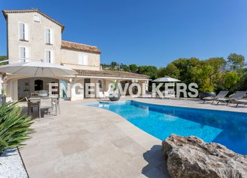 Thumbnail 4 bed property for sale in 06250 Mougins, France