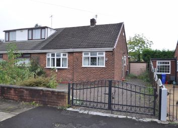 Thumbnail 2 bed bungalow for sale in Cumberland Avenue, Dukinfield