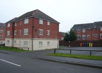 Thumbnail 2 bed flat for sale in Cransley Close, Hamilton, Leicester